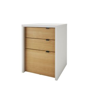 TygerClaw 3 Drawer Filing Cabinet-TYDS9211239