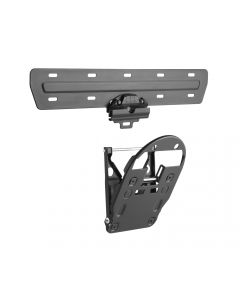 """TygerClaw """"LCD5448BLK"""" Micro Gap Wall Mount for 55 in to 65 in SAMSUNG® QLED TV"""