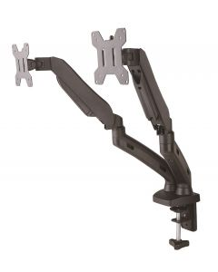"""TygerClaw Gas Spring Desktop Mount for 13 to 27"""" Monitor"""