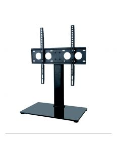 "TygerClaw LCD80026BLK TV Stand Table Top for 32-55"" TVs"