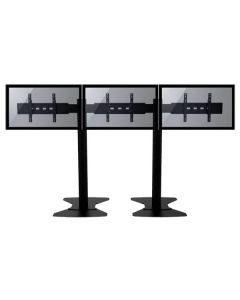 """TygerClaw 3 TVs Stand for 30"""" - 60"""" TV"""