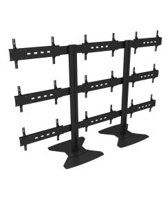 TygerClaw 9 TVs Stand for 30 to 60 inch TV