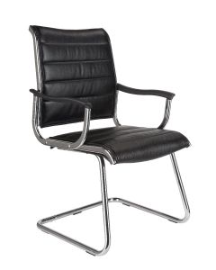 TygerClaw Mid Back Bonded Leather Office Chair(TYFC2006)