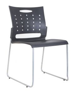 TygerClaw Mid Back Plastic Chair(TYFC2327)