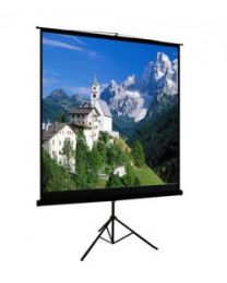 "TygerClaw 84"" Portable Tripod Projector Screen"