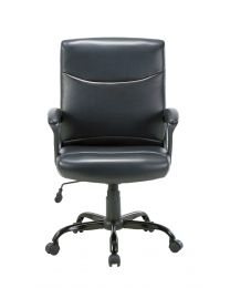 "TygerClaw ""TYFC20049"" Mid Back Manager Chair"