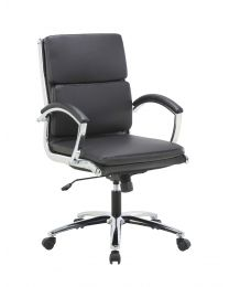 "TygerClaw ""TYFC20008"" Executive Mid Back Chair"